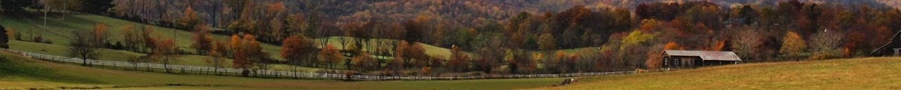 Shenandoah Mountains
