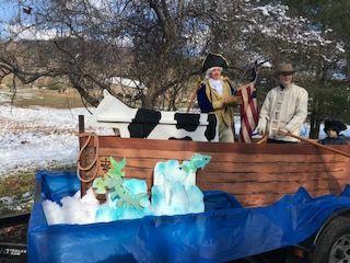 Parade 2017 float